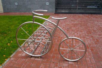 Изготовление велопарковок